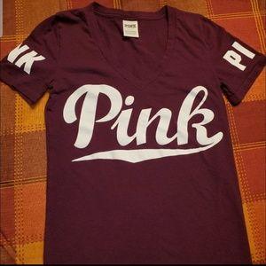 2 Victoria's secret Pink shirts!